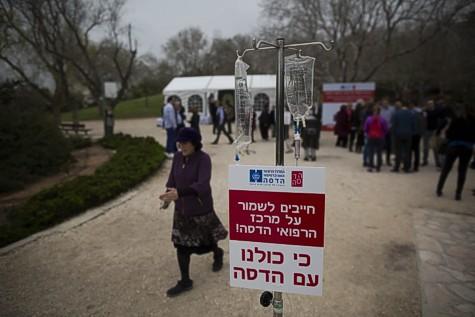 Hadassah Protest