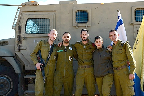 The IDF's Off-Road Warriors