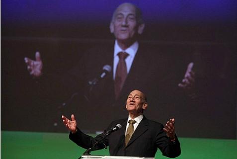 Ehud Olmert Feb. 27, 2014