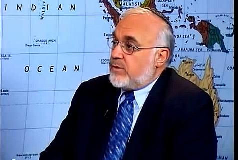 Rabbi Abraham Cooper, Asst Dean of the Simon Wiesenthal Center