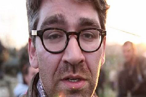Vice News journalist Simon Ostrovsky is being held hostage by pro-Russian separatists in eastern Ukraine.