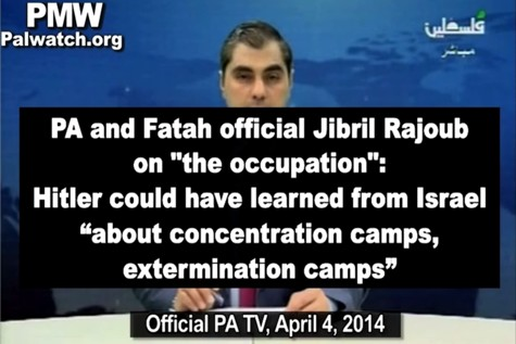 Jibril Rajoub on 'Occupation'