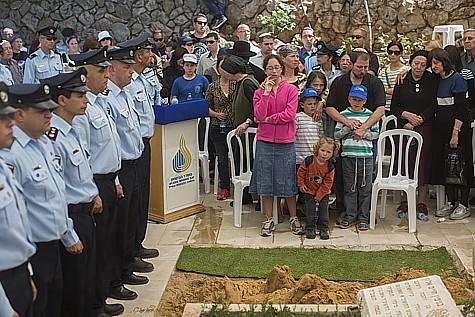Baruch Mizrachi Funeral