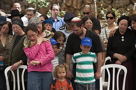 Baruch Mizrachi Funeral 5