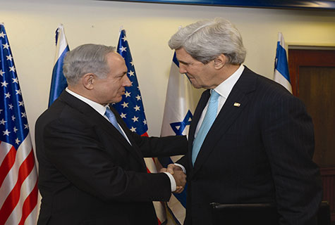 Netanyahu and Kerry: Which one is stubborn and is he the same one who understands nothing?