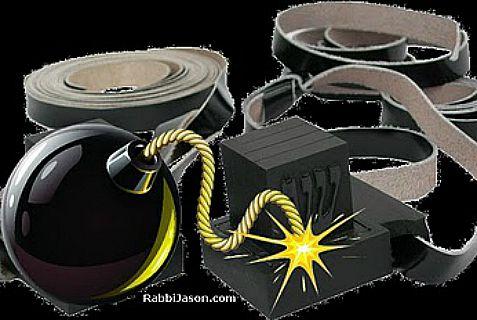 tefillin bomb rabbijason