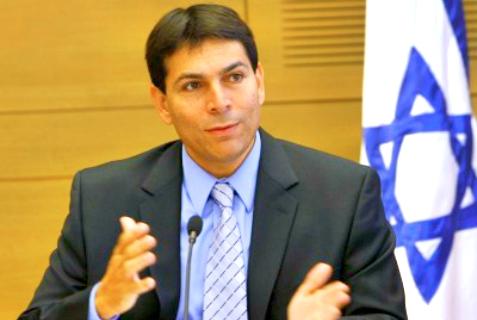 Minister Danny Danon