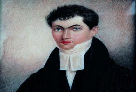 Reverend Gershom Mendes Seixas