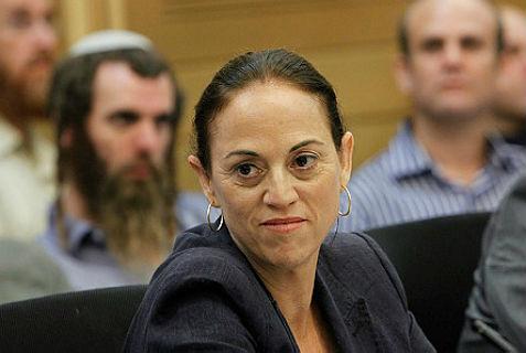 MK Ruth Calderon (Yesh Atid)