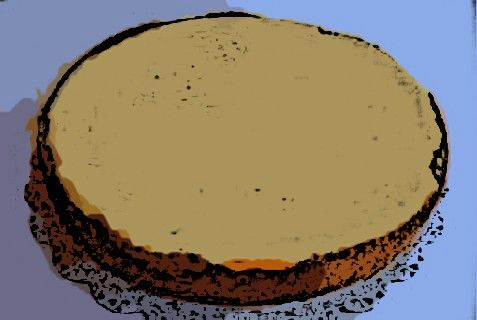 Cheesecake for Shavuot!