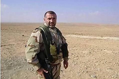 Fawzi Ayoub in Hezbollah uniform