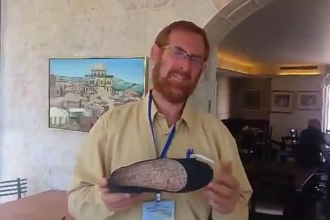 Rabbi Yehuda Glick.
