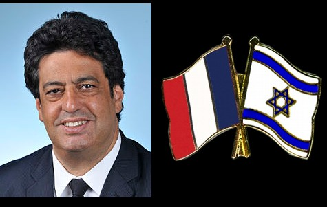 Meyer Habib, Orthodox Jewish member of France's National Assembly