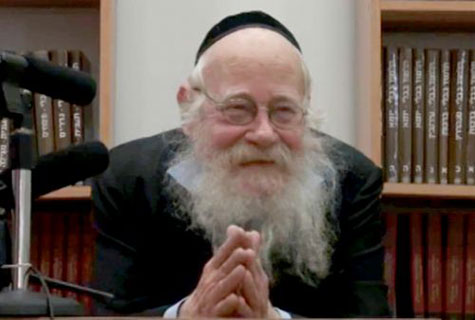 Rabbi Adin Steinsaltz (picture courtesy of Collive.com)