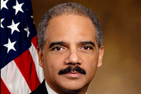 US Attorney General Eric Holder. He's now Obama's scapegoat for dealing with Jonathan Pollard. Will he do the right thing?