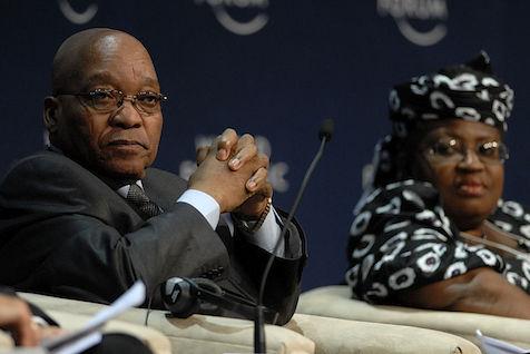 ANC President Jacob Zuma