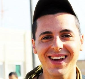 """Sgt. Sean Carmeli, ZT""""L"""