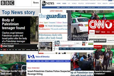 Global News Coverage