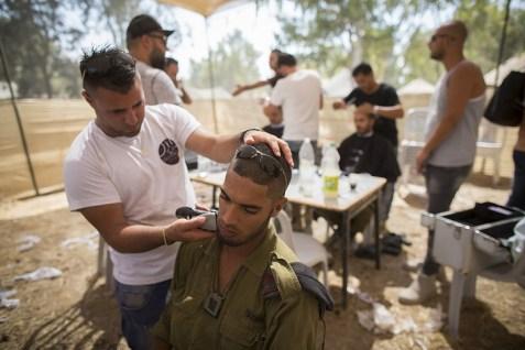 IDF Barber