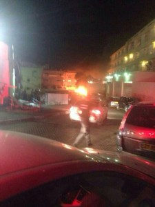 Rocket hits Eilat Hotel 2
