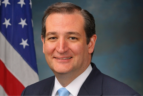 Senator Ted Cruz (R-TX) stood with Israel, walked out on booing Christian crowd.