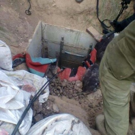 Tunnel in Gaza 3