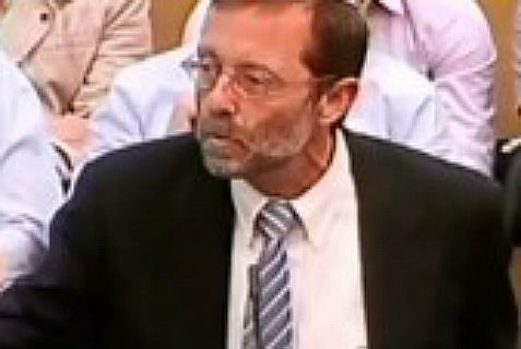 Acting Knesset Speaker Moshe Feiglin removed the Fifth Column - temporarily.