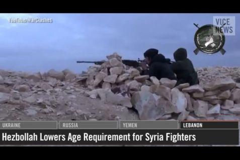 Hezbollah Minimum Age