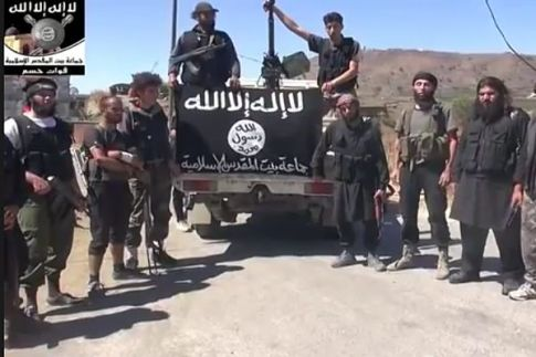 ISIS in Quneitra
