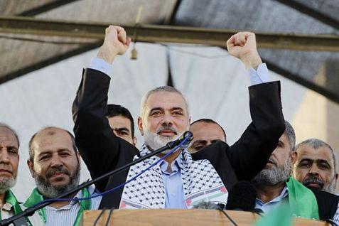 Hamas's Ismail Haniyeh Hospitalized