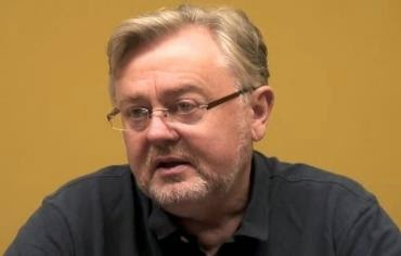 Recently resigned UNHRC war crimes panel head William Schabas - Not a good Schabas