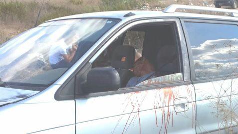 Terror Driver Killed