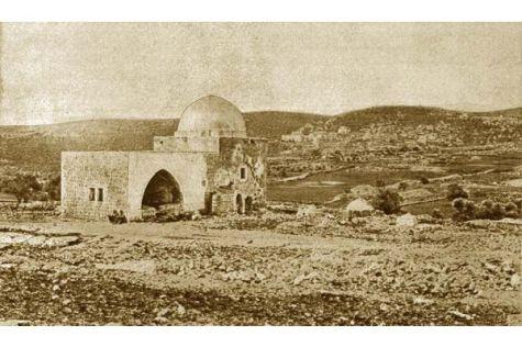 Rachel's Tomb israeldailypicture.com