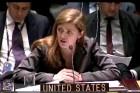 U.S. Ambassador to the United Nations Samantha Power, Dec. 30, 2014.