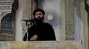 ISIS leader Abu Bakr al-Baghdadi.
