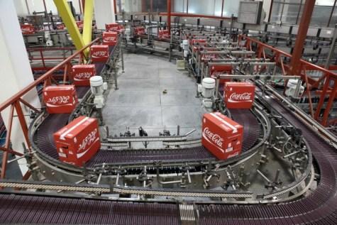 Coca Cola Factory 2