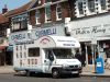 Mitzvah tank in Golders Green, England