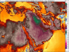 Middle East Heat Wave
