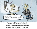 boycotts parachutes