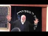 Rabbi Aba Wagensberg.