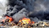 Multiple Bomb Blasts Hit Syrian north-western cities