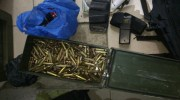 Bullets found during raid. (archive)