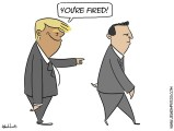 Cruz Fired