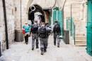 Beefed up security in Jerusalem on Sukkot - Oct. 17, 2016