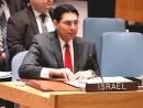 Israel's UN Ambassador Danny Danon