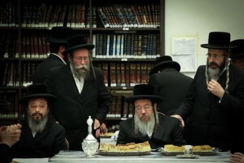 Zvhil Tu B'Shvat Seder