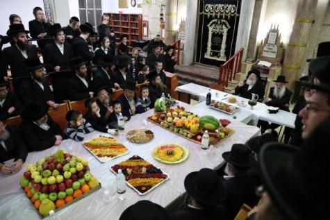 Hug Hatam Sofer Tu B'Shvat Seder