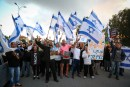 A  support rally for the Israeli soldier who  is under arrest for shooting and killing a Palestinian terrorist in Hevron