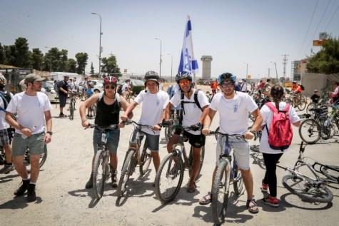 Gush Etzion Bike RIde