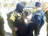 Arab female wannabe terrorist who attempted to attack the Jewish community of Karmei Tzur in Judea.